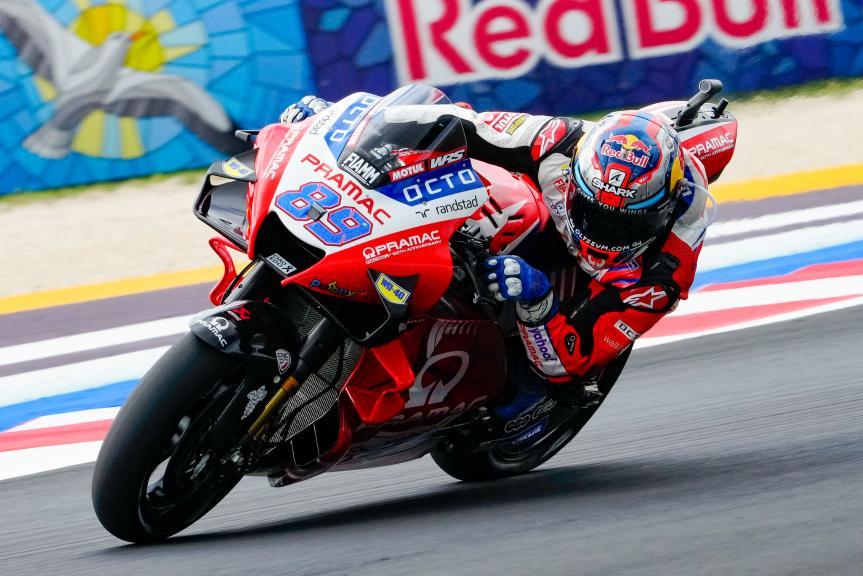 Jorge Martin, Pramac Racing, Gran Premio Octo di San Marino e della Riviera di Rimini