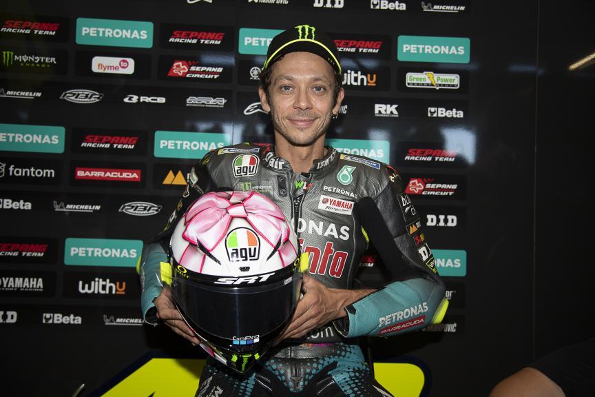 Valentino Rossi, Petronas Yamaha STR, Gran Premio Octo di San Marino e della Riviera di Rimini