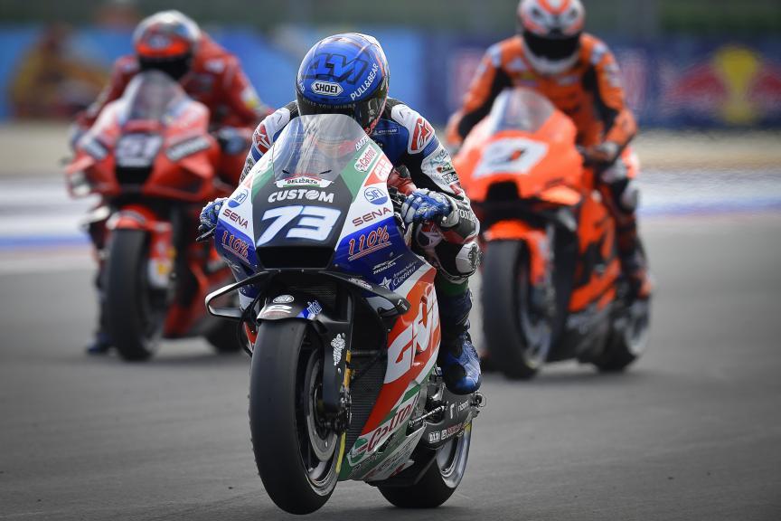 Alex Marquez, LCR Honda Castrol, Gran Premio Octo di San Marino e della Riviera di Rimini