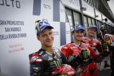 Francesco Bagnaia, Jack Miller, Fabio Quartararo, Ducati Lenovo Team, Gran Premio Octo di San Marino e della Riviera di Rimini
