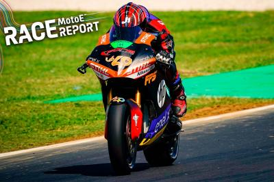 Torres claims first blood in Misano thriller