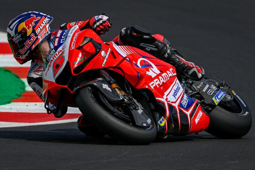 Johann Zarco, Pramac Racing, Gran Premio Octo di San Marino e della Riviera di Rimini