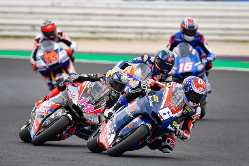 Cameron Beaubier, Tony Arbolino, Gran Premio Octo di San Marino e della Riviera di Rimini