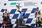 Matteo Ferrari, Mattia Casadei, Miquel Pons, Gran Premio Octo di San Marino e della Riviera di Rimini