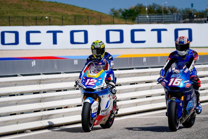 Thomas Luthi, Joe Roberts, Gran Premio Octo di San Marino e della Riviera di Rimini