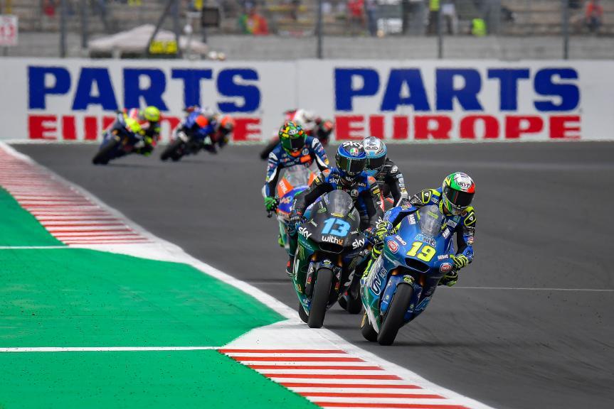 Celestino Vietti, Lorenzo Dalla Porta, Gran Premio Octo di San Marino e della Riviera di Rimini