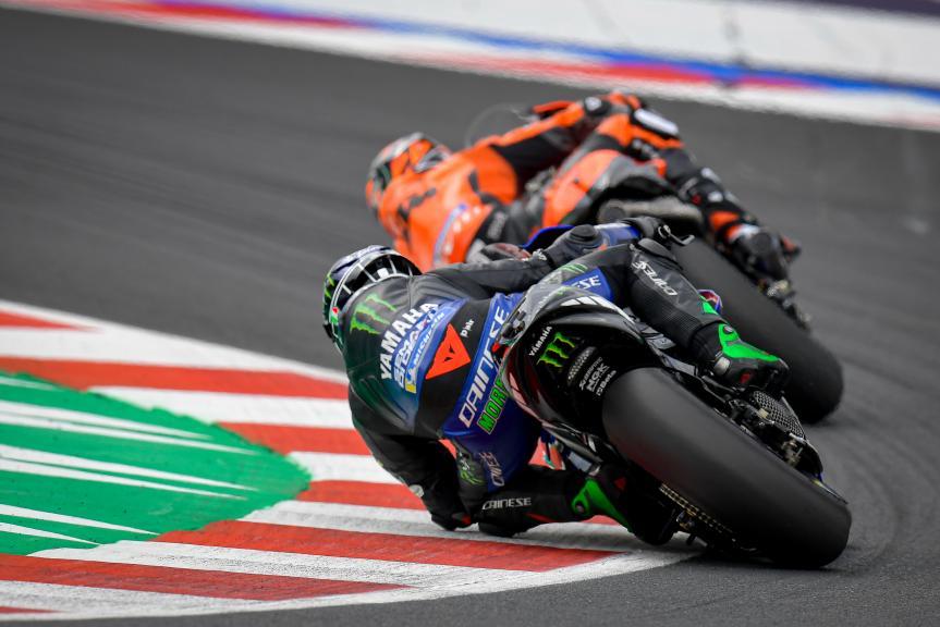 Franco Morbidelli, Monster Energy Yamaha MotoGP, Gran Premio Octo di San Marino e della Riviera di Rimini