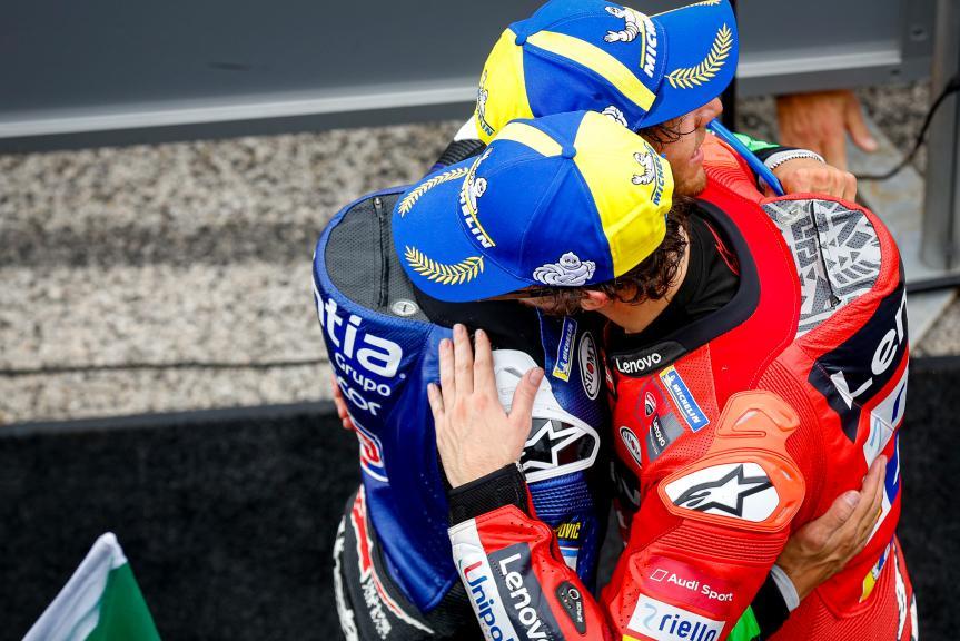 Enea Bastianini, Francesco Bagnaia, Gran Premio Octo di San Marino e della Riviera di Rimini