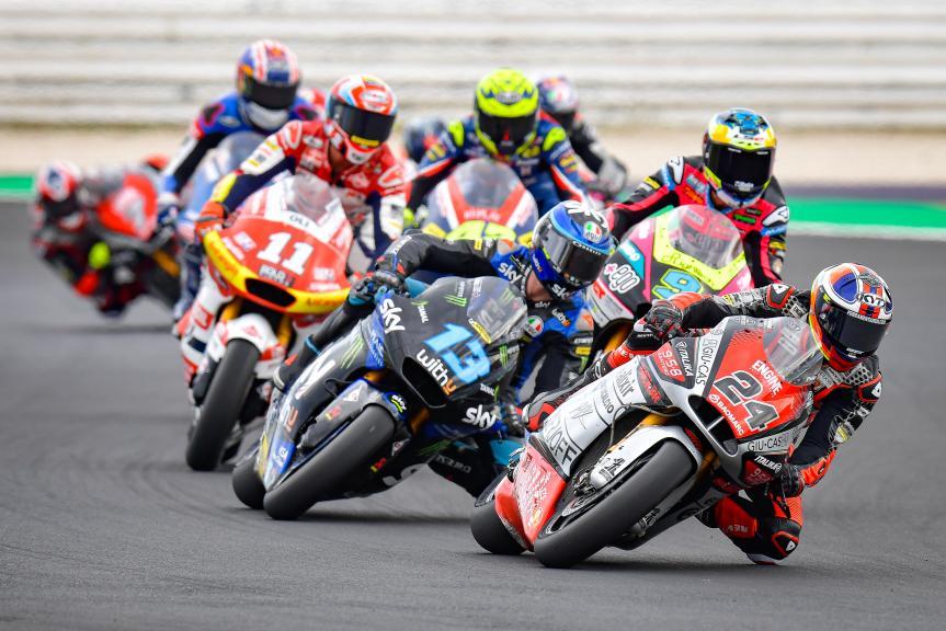 Simone Corsi, MV Agusta Forward Racing, Gran Premio Octo di San Marino e della Riviera di Rimini