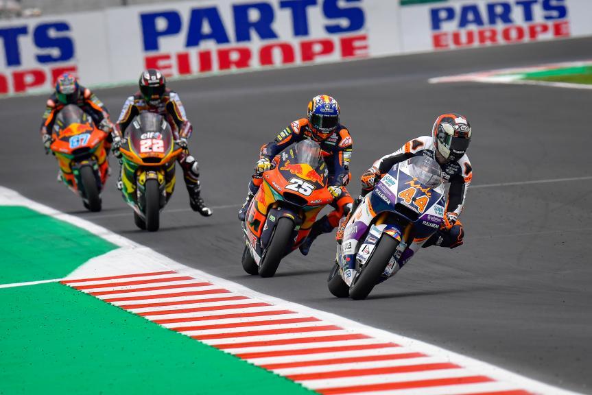 Raul Fernandez, Aron Canet, Gran Premio Octo di San Marino e della Riviera di Rimini