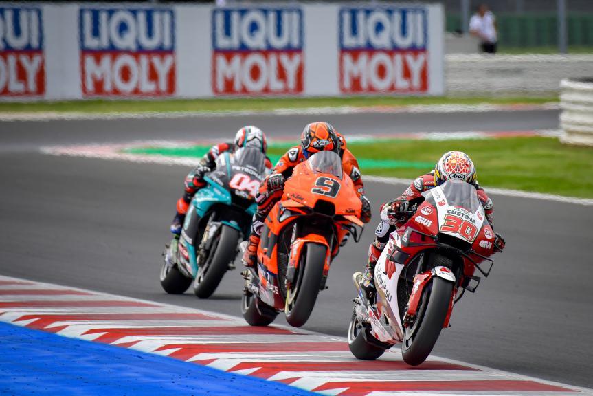 Takaaki Nakagami, LCR Honda, Gran Premio Octo di San Marino e della Riviera di Rimini