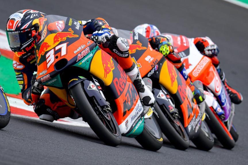 Pedro Acosta, Red Bull KTM Ajo, Gran Premio Octo di San Marino e della Riviera di Rimini