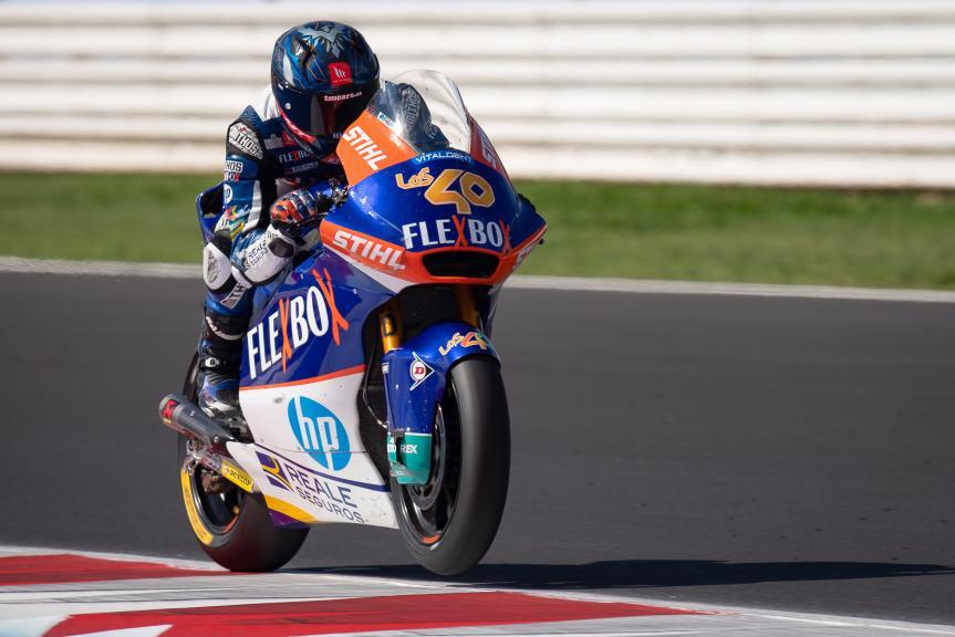 Hector Garzo, FlexBox Hp40, Gran Premio Octo di San Marino e della Riviera di Rimini