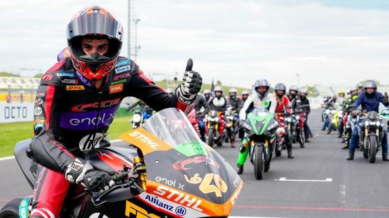 Jordi Torres: Un repaso a la carrera del bicampeón de MotoE™ | MotoGP™