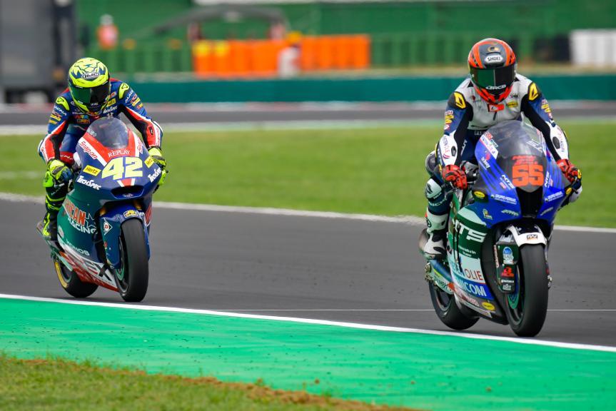 Marcos Ramirez, Hafizh Syahrin, Gran Premio Octo di San Marino e della Riviera di Rimini