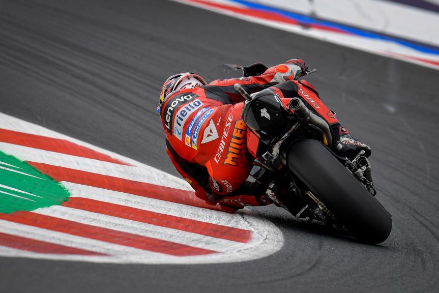 Jack Miller, Ducati Lenovo Team, Gran Premio Octo di San Marino e della Riviera di Rimini