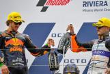 Aron Canet, Inde Aspar Team, Gran Premio Octo di San Marino e della Riviera di Rimini