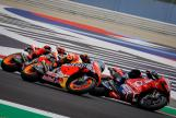Pol Espargaro, Jorge Martin, Gran Premio Octo di San Marino e della Riviera di Rimini