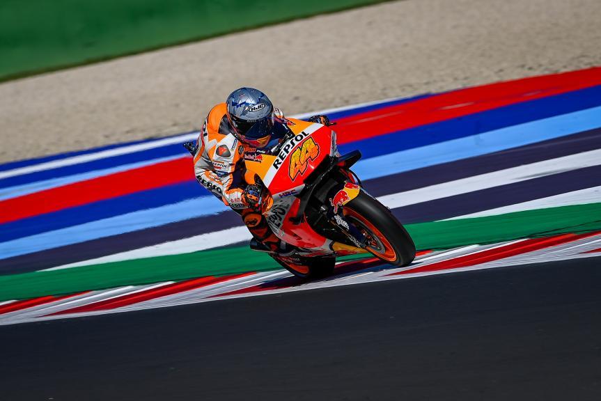 Pol Espargaro, Repsol Honda Team, Gran Premio Octo di San Marino e della Riviera di Rimini