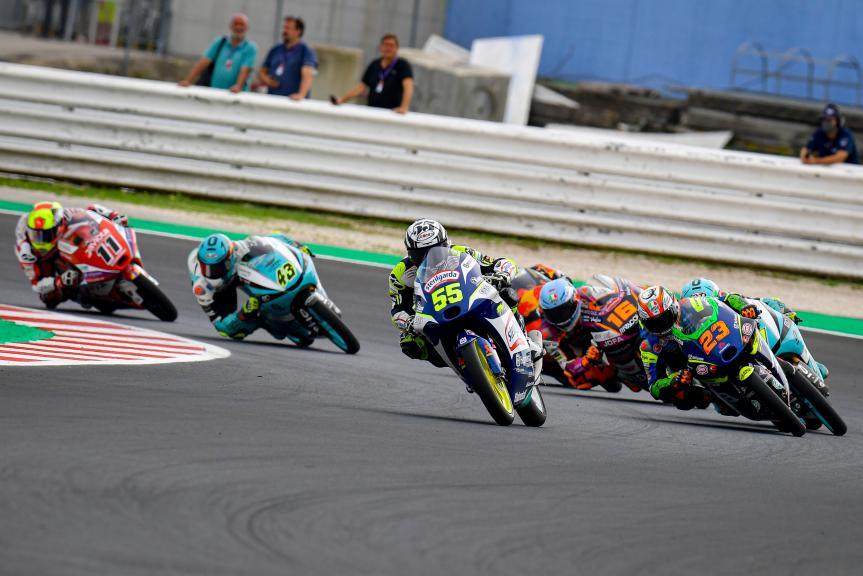 Romano Fenati, Sterilgarda Max Racing Team, Gran Premio Octo di San Marino e della Riviera di Rimini