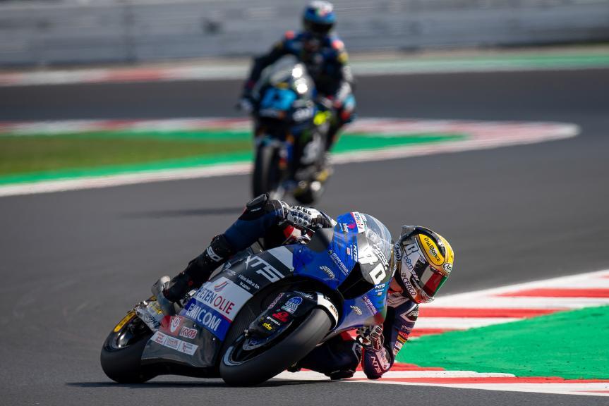 Barry Baltus, NTS RW Racing GP, Gran Premio Octo di San Marino e della Riviera di Rimini
