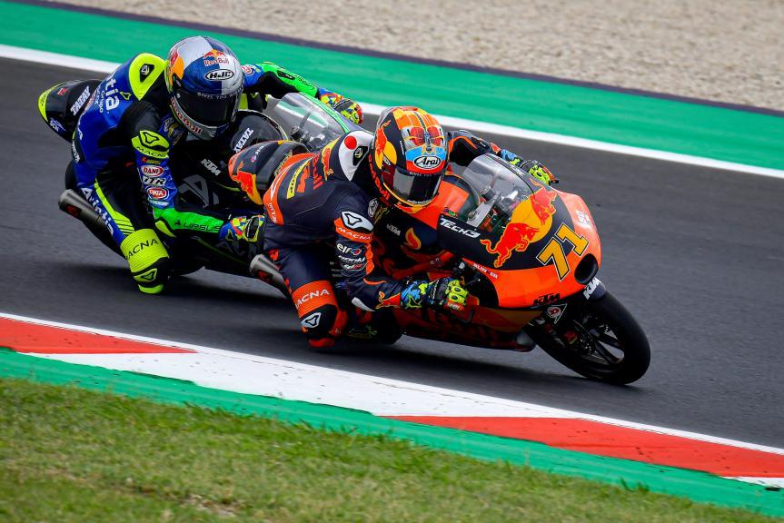 Ayumu Sasaki, Red Bull KTM Tech 3, Gran Premio Octo di San Marino e della Riviera di Rimini