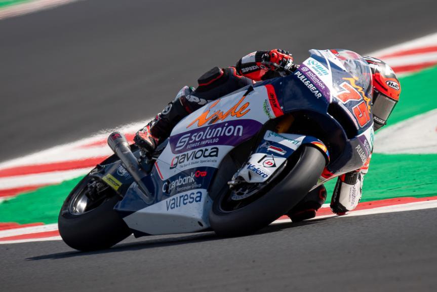 Albert Arenas, Inde Aspar Team, Gran Premio Octo di San Marino e della Riviera di Rimini