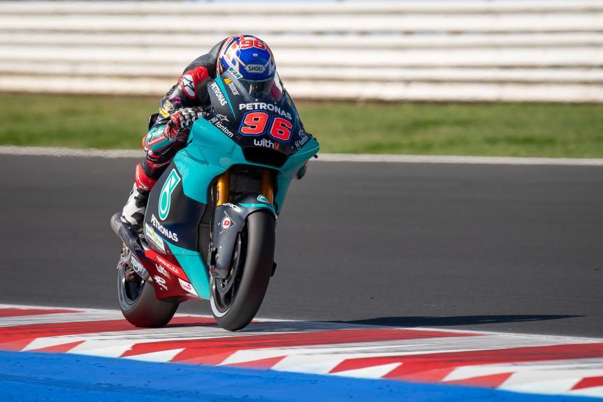 Jake Dixon, Petronas Sprinta Racing, Gran Premio Octo di San Marino e della Riviera di Rimini
