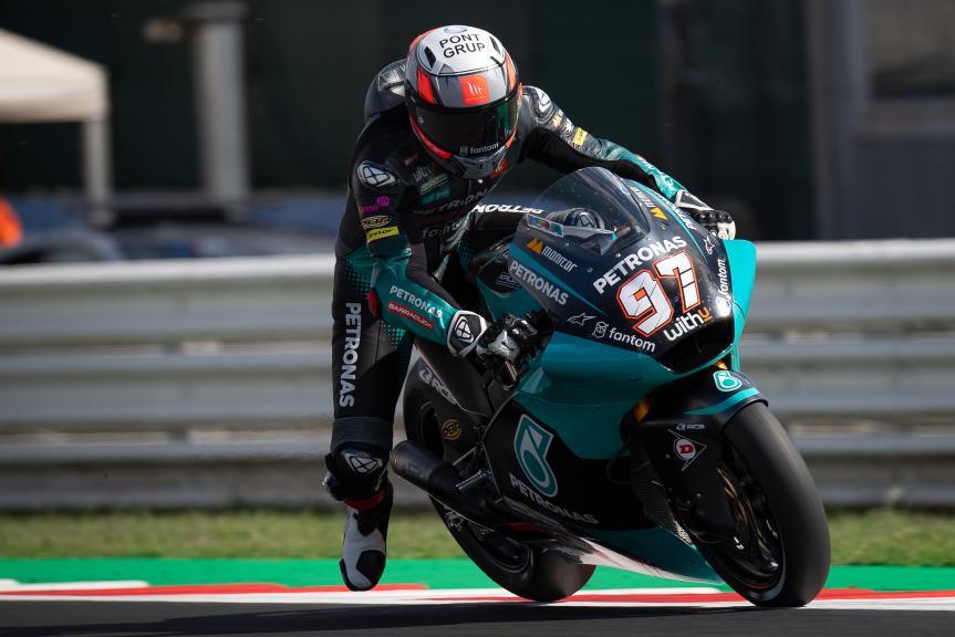 Xavi Vierge, Petronas Sprinta Racing, Gran Premio Octo di San Marino e della Riviera di Rimini