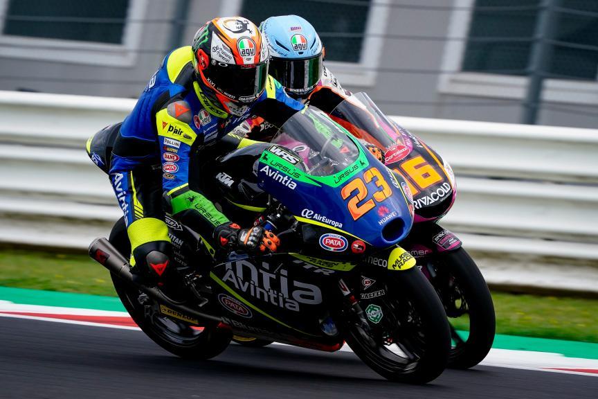 Niccolò Antonelli, Andrea Migno, Gran Premio Octo di San Marino e della Riviera di Rimini