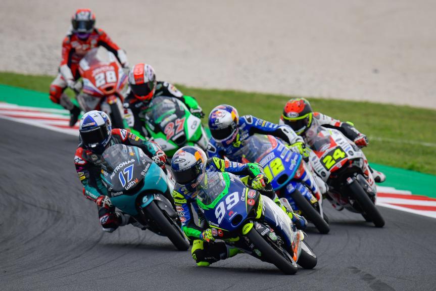 Moto3, Race, Gran Premio Octo di San Marino e della Riviera di Rimini