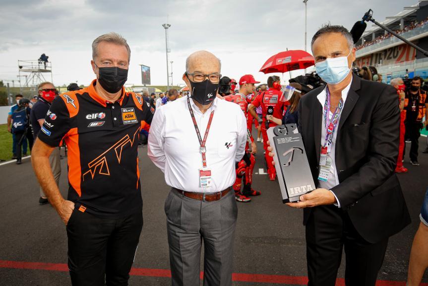 Herve Poncharal, Carmelo Ezpeleta, Gran Premio Octo di San Marino e della Riviera di Rimini