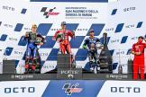 Francesco Bagnaia, Fabio Quartararo, Enea Bastianini, Gran Premio Octo di San Marino e della Riviera di Rimini