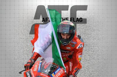 GP de Saint-Marin : L'After the Flag en intégralité