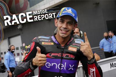 MotoE™ - Ferrari vainqueur, Torres titré