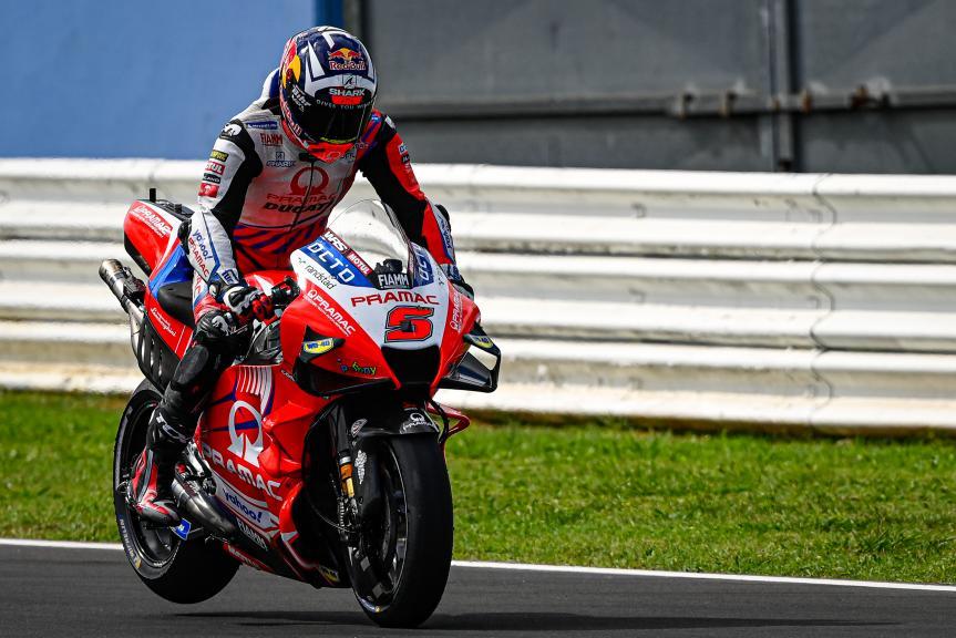 Johann Zarco, Pramac Racing, Misano MotoGP™ Official Test