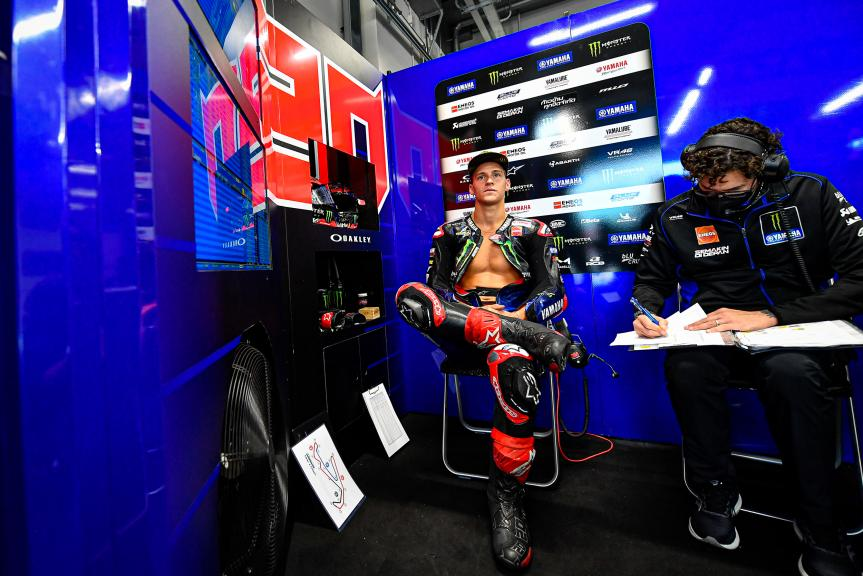 Fabio Quartararo, Monster Energy Yamaha MotoGP, Misano MotoGP™ Official Test