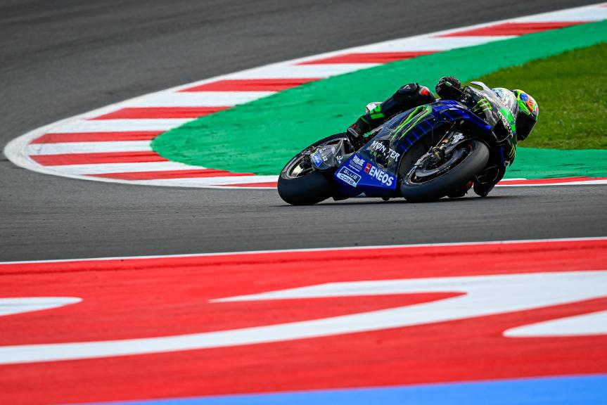 Franco Morbidelli, Monster Energy Yamaha MotoGP, Misano MotoGP™ Official Tes