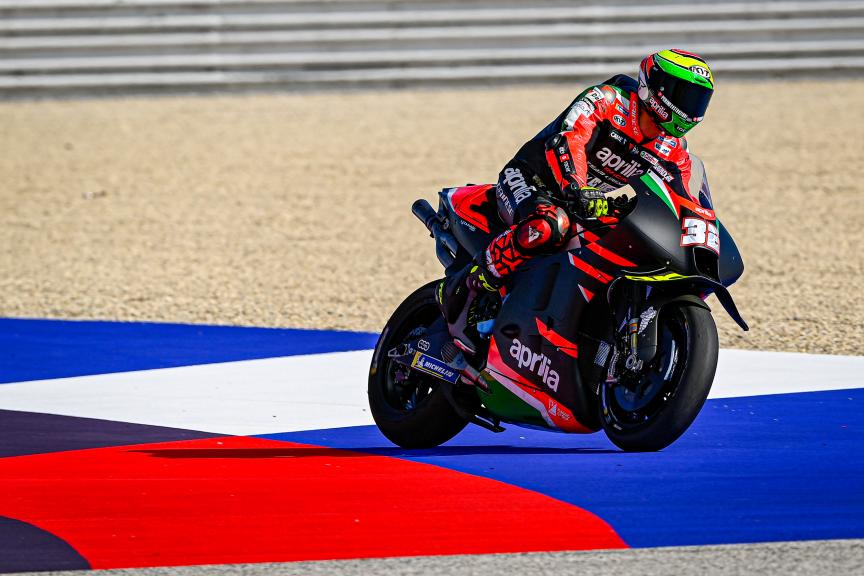 Lorenzo Savadori, Aprilia Racing Team Gresini, Misano MotoGP™ Official Test