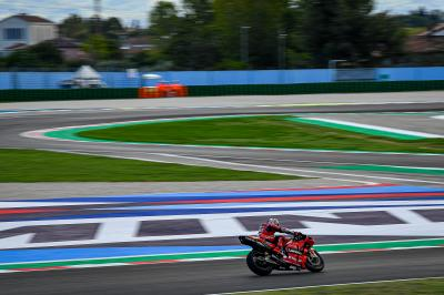 Best photos: Official MotoGP™ Misano Test
