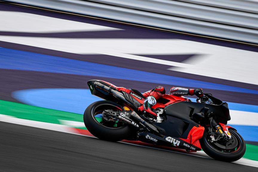 Francesco Bagnaia, Ducati Lenovo Team, Misano MotoGP™ Official Test