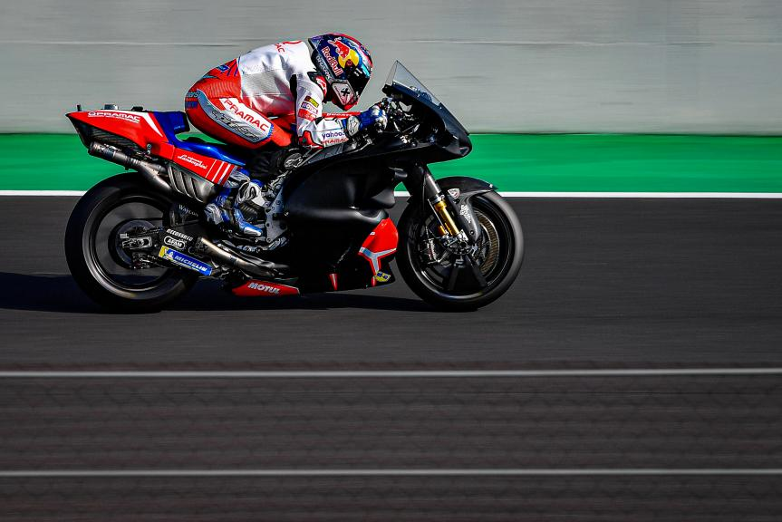Jorge Martin, Pramac Racing, Misano MotoGP™ Official Test
