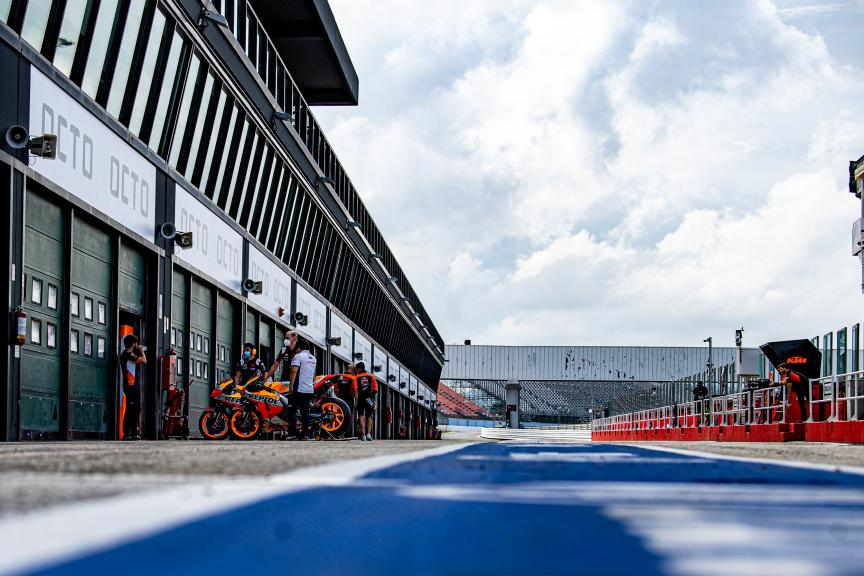 MotoGP, Misano MotoGP™ Official Test