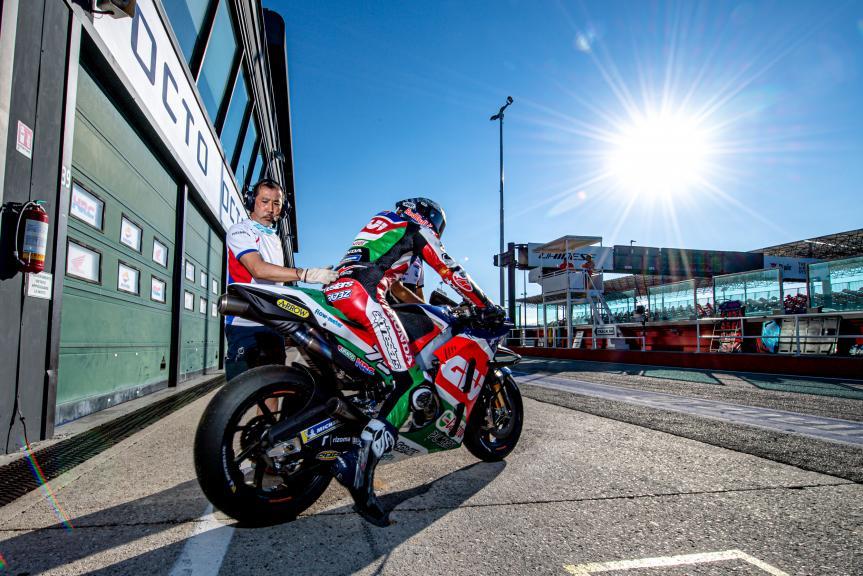 Alex Marquez, LCR Honda Castrol, Misano MotoGP™ Official Test