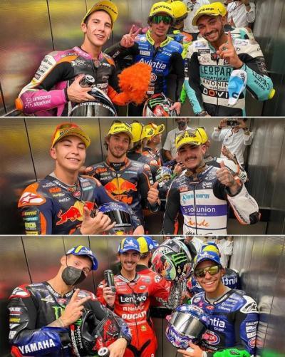 The classic Misano elevator pics are back Congratulations to all