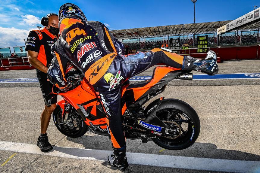 Remy Gardner, Tech3 KTM Factory Racing, Misano MotoGP™ Official Test