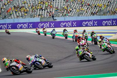 Two races and new qualifying format coming to MotoE™ in 2022