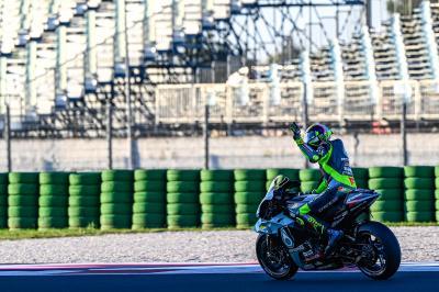 Dernier Test pour Rossi