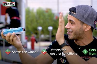 Dell'Orto befragt die MotoE™-Fahrer!