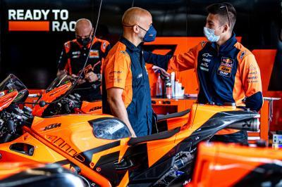 'He'll play a key role' - Tech3 and KTM sign Esteban Garcia